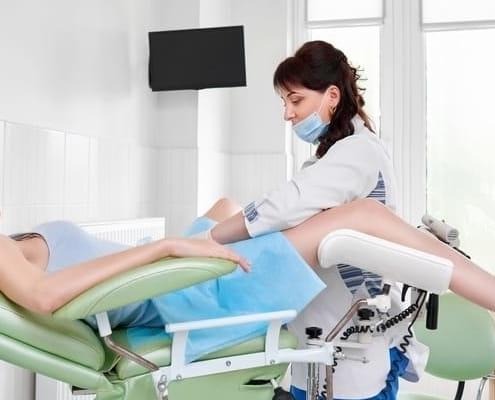 ginekoloski pregled